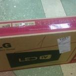 Новый Smart TV LG 42LB675V(107см) 3D,Wi-Fi,DVB-T2 в коробке, Челябинск