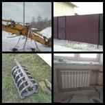 Сварочные работы, услуги сварщика,генератор,резак,полуавтомат., Челябинск