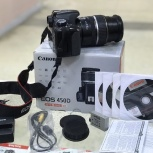 Фотоаппарат Canon EOS 450D Body + Объектив Canon EF-S 17-85mm f/4-5.6, Челябинск