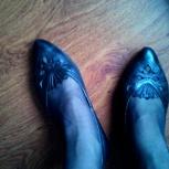 Туфли кожаные, Челябинск