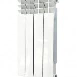 Биметаллический радиатор Valfex 500 - 4 секции, Челябинск