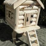 Продам домик на курьих ножках (домик бабы-яги), Челябинск