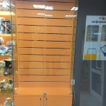 Витрина стеклянная эконом панель, Челябинск