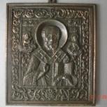 Икона чудотворная из Италии, Челябинск