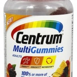 Витамины Centrum MultiGummies for Adults - 150 Gummies, Челябинск