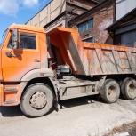 Грузоперевозки по городу и области камаз 15 тонн, Челябинск