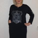 Платье трикотажное Патрисия, Челябинск