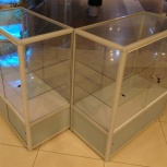 Прилавки - витрины из алюминиевого профиля, Челябинск