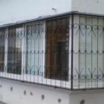 Решетки на окна  балконы двери город и область, Челябинск