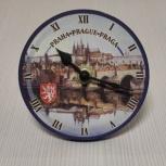 Часы Прага Деревянные Настенные Risch-Lau Чехия, Челябинск