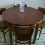 Продам стол и стулья, Челябинск