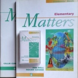 Учебник Matters Elementary Students Workbook Key, Челябинск