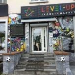 3d фигуры для оформления витрин магазина, Челябинск