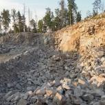 Скальный грунт, Вскрыша, Челябинск