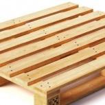 Европоддоны деревянные ТУ 1200*1200 1 сорт, Челябинск