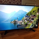 lg43uh603v(109см)4K UHD,Smart TV (webOS), Wi-Fi, Челябинск