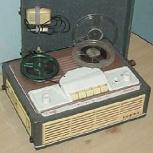 Магнитофон elfa-20 (aidas) 1962 г, Челябинск