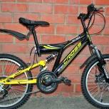 Легкий на 5-11 лет новый велосипед, Челябинск