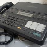 "Факс - автоответчик ""Panasonic KX- F 130"", Челябинск"