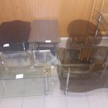 Изготовление стеклянной мебели, Челябинск