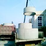 Кольца жби для колодцев доставка установка, Челябинск