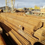 Арматура 25 мм, лежалая, сталь 25г2с, дл. 11,7м, Челябинск