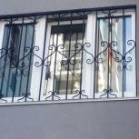 Решетки металлические на окна, Челябинск