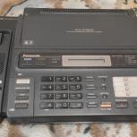 Телефон-факс-автоответчик Рanаsonic КХ-F130ВХ, Челябинск
