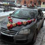 Прокат свадебных украшений на машину, Челябинск