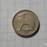Ирландская монета с зайцем и др. животные, Челябинск