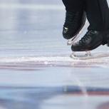 Тренировки на льду. Владение Коньком, Челябинск