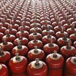 Доставка продажа и обмен газовых баллонов в городе Челябинск, Челябинск