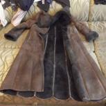 Дубленка женская размер 52-54, Челябинск