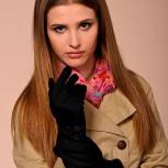Женские перчатки демисезонные продаются, Челябинск