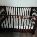 Продам детскую кроватку, Челябинск