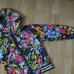Новая куртка ветровка на хб подкладке  122-128см, Челябинск