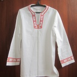 Рубаха славянская (мужская), Челябинск