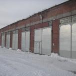 Промышленные ворота из сендвича, Челябинск