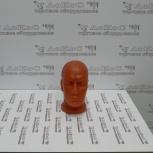 Голова мужская пластиковая, Челябинск