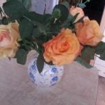 Искусственные розы, Челябинск