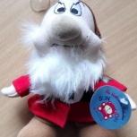 Новогодний гном мягкая игрушка, Челябинск