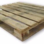 Европоддоны деревянные ТУ 1200*1200 3 сорт с обвязкой, Челябинск