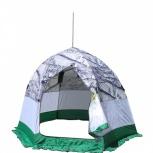 Палатка зим 3-2-х м. «Ночник» ПЗ 6-32, Челябинск