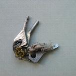 Найдена связка ключей, Челябинск