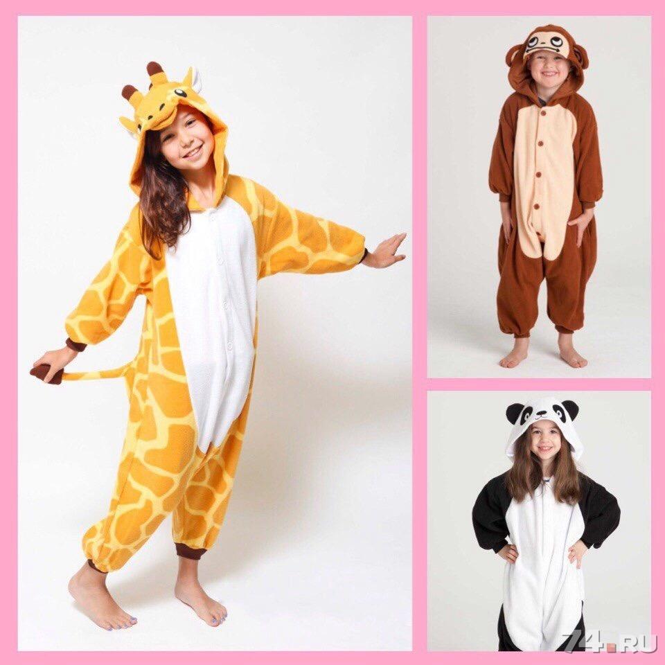 Ростовые пижамки животных kigurumi оптом фото e461d78205c21