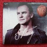 Диск MP 3   - STING (1985-2013 гг.)  - 12 альбомов, Челябинск