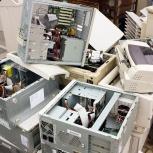 Утилизация электроники, электронных плат, проводов, Челябинск