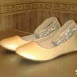 Модельные туфли для девочки, Челябинск
