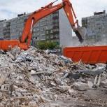 Демонтаж слом зданий домов, Челябинск