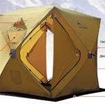 Палатка зимняя Ice Fisher 3 Тramp, Челябинск
